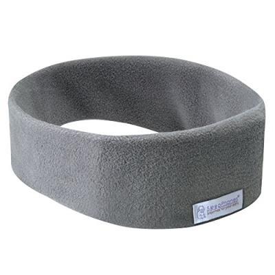 AcousticSheep SleepPhones Bandeau avec Casque Bluetooth en laine polaire  pour Smartphone Tablette Taille M Gris AcousticSheep SleepPhones Bandeau  avec ... a6a842948ef