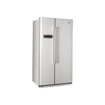 Haier hrf 660 r frig rateur cong lateur am ricain - Refrigerateur congelateur americain ...