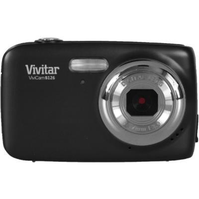 Caractéristiques générales Appareil photo compact VIVITAR VS126 noir