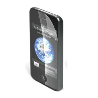 film protection ecran transparent pour apple iphone 4s achat prix fnac. Black Bedroom Furniture Sets. Home Design Ideas
