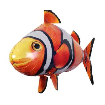 Air s immerge poisson clown volant t l commande homcom for Poisson clown achat