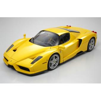 tamiya enzo ferrari jaune tamiya 1 24 achat prix fnac. Black Bedroom Furniture Sets. Home Design Ideas