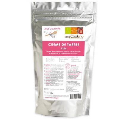 Image du produit Crème de tartre 120 g