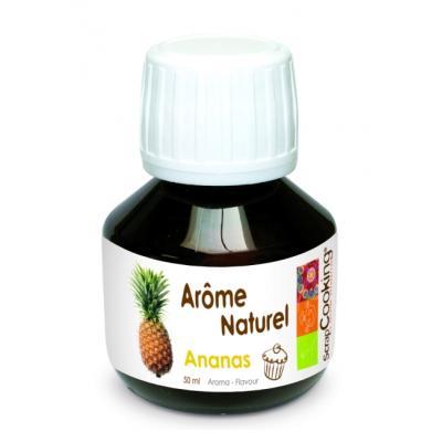 Image du produit Arôme naturel d´ananas, ScrapCooking