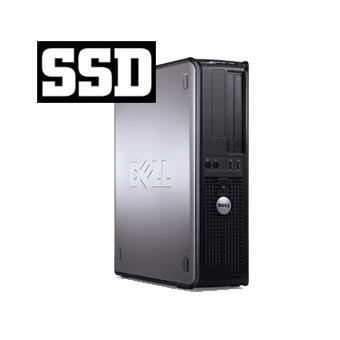 unit centrale dell optiplex 780 desktop gris intel core duo e5300 ghz ram 2 go. Black Bedroom Furniture Sets. Home Design Ideas