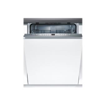 Bosch smv53l80eu supersilence lave vaisselle 60 cm tout int grable achat prix fnac - Lave vaisselle hauteur 80 cm maximum ...