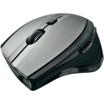 Trust MaxTrack Wireless Mini - Maus - Maus - 6 Tasten - drahtlos - 2.4 GHz - kabelloser Empfänger (USB)