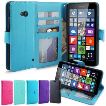 Microsoft Nokia Lumia 640 Xl 4g Housse Etui Coque Luxe