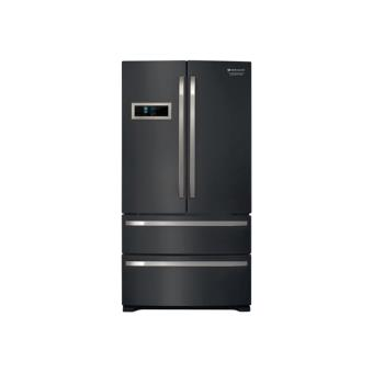 Hotpoint ariston fxd 825 f r frig rateur cong lateur - Refrigerateur congelateur noir ...