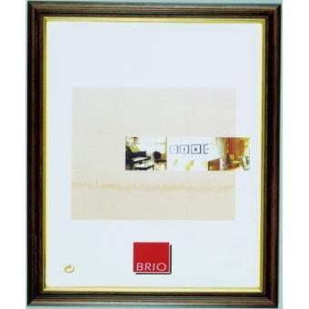 Brio cadre photo club marron 40x50 cm top prix fnac - Cadre photo 40x50 ...