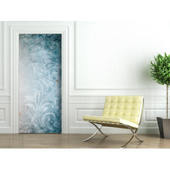poster de porte adh sif baroque top prix fnac. Black Bedroom Furniture Sets. Home Design Ideas