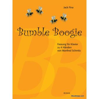 partition piano bumble boogie