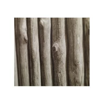 papier peint bois effet palissade achat prix fnac. Black Bedroom Furniture Sets. Home Design Ideas