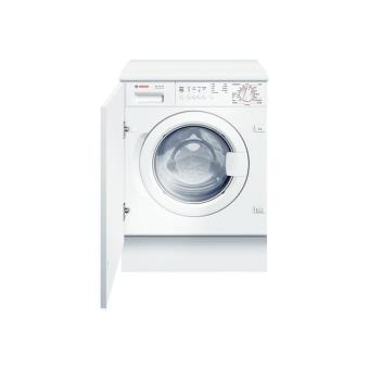 bosch serie 4 wis28121ff machine laver chargement frontal int grable blanc achat. Black Bedroom Furniture Sets. Home Design Ideas