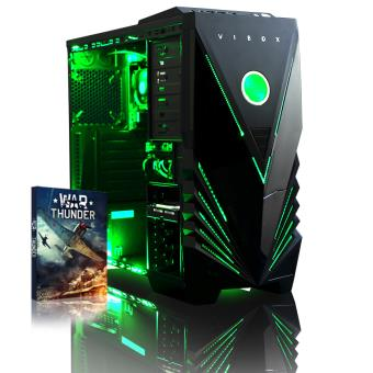 vibox ultra 11a quad core gamer gaming pc ordinateur de bureau unit centrale 3 1ghz 3. Black Bedroom Furniture Sets. Home Design Ideas