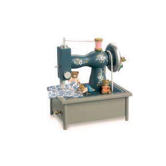 Bo te musique en bois machine coudre ted achat for Machine a coudre fnac
