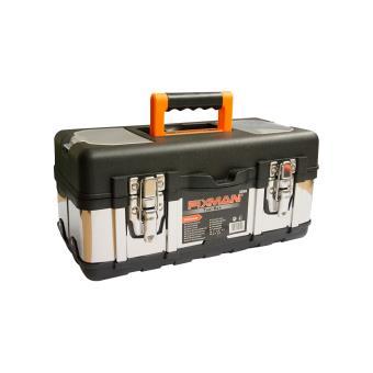 caisse outils en plastique et m tal mallette de rangement pour outils casier de rangement. Black Bedroom Furniture Sets. Home Design Ideas