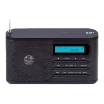 thomson dab04 radio portative dab achat prix fnac. Black Bedroom Furniture Sets. Home Design Ideas