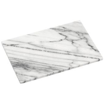 premier housewares planche d couper marbre blanc 30 5 x. Black Bedroom Furniture Sets. Home Design Ideas
