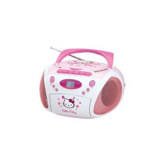 lecteur cd radio hello kitty achat prix fnac. Black Bedroom Furniture Sets. Home Design Ideas