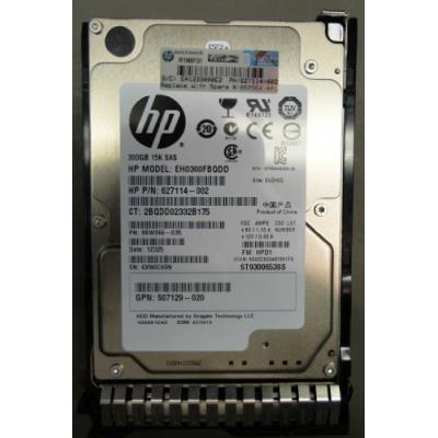 HP 653960-001. Interface du disque dur Série Attachée SCSI (SAS), Capacité disque dur 300 Go, Disque dur, taille 6,35 cm (2.5) Caractéristiques - Interface du disque dur Série Attachée SCSI (SAS) - Capacité disque dur 300 Go - Disque dur, taille 6,35 cm (
