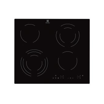 plaque vitroc ramique electrolux ehf6343iok achat prix fnac. Black Bedroom Furniture Sets. Home Design Ideas