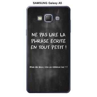 coque samsung galaxy a5 achat prix fnac. Black Bedroom Furniture Sets. Home Design Ideas