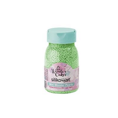 Image du produit Perles de sucre vertes silikomart 73.250.10.0001