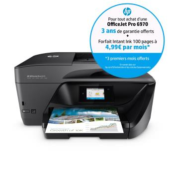 imprimante hp officejet pro 6970 multifonctions wifi noir imprimante multifonctions achat. Black Bedroom Furniture Sets. Home Design Ideas