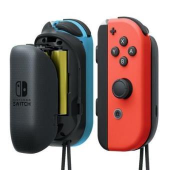 batterie externe piles aa pour joy con switch accessoire console de jeux achat prix fnac. Black Bedroom Furniture Sets. Home Design Ideas