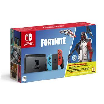 Nintendo Switch + Fortnite Edition Limitée