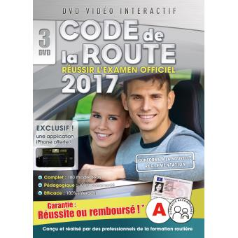 code de la route 2017 coffret dvd dvd zone 2 m thode achat prix fnac. Black Bedroom Furniture Sets. Home Design Ideas