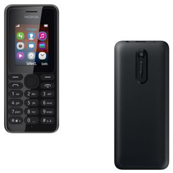 Telephone mobile Nokia  Double SIM Noir LS a w