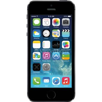 APPLE IPHONE 5S 16GB SPACE GREY REFURBISHED WITH ACCESSORIES