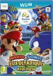 Mario & Sonic aux Jeux Olympiques de Rio 2016 Wii U