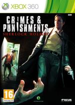 Sherlock Holmes Crimes and Punishments Xbox 360 - Xbox 360