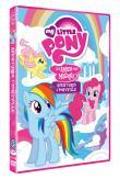 My Little Pony : Les amies c'est magique ! - Vol. 4 : Aventures à Ponyville (DVD)