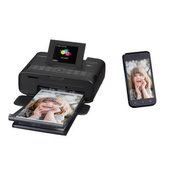 imprimante photo canon selphy cp1200 noir imprimante photo achat prix fnac. Black Bedroom Furniture Sets. Home Design Ideas