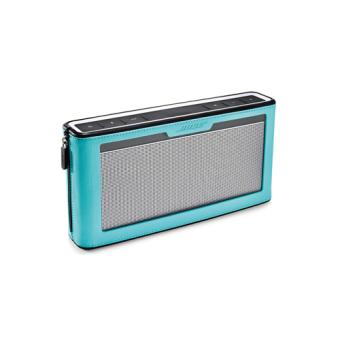 housse bose pour soundlink iii bleu accessoire audio