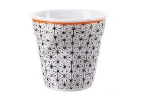 Image du produit Gobelet 8 cl Revol Froissés Espresso Fleur