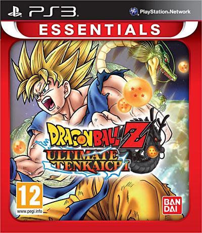 Dragon Ball Z Ultimate Tenkaichi Gamme Essentiels PS3 - PlayStation 3