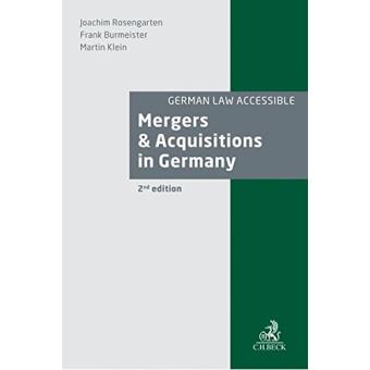 Mergers and acquisitions in Germany