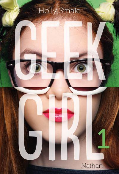 """Résultat de recherche d'images pour """"Livre geek girl"""""""
