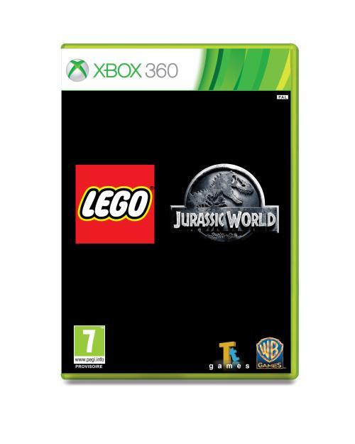 Lego Jurassic World Xbox 360 - Xbox 360