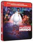 Les Nouveaux héros - Édition Limitée exclusive FNAC boîtier SteelBook - Blu-ray + DVD