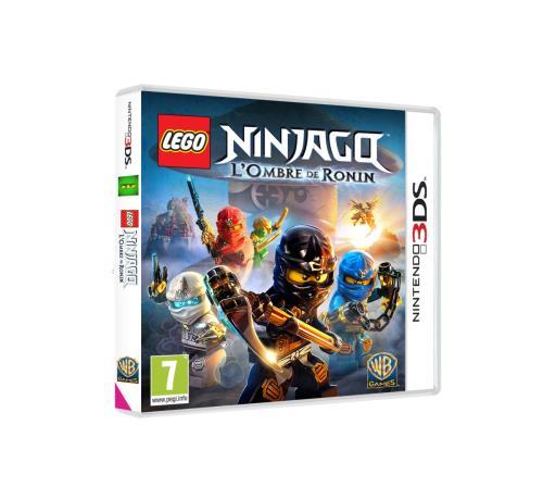 Lego Ninjago L'ombre de Ronin 3DS - Nintendo 3DS