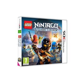 Lego ninjago l 39 ombre de ronin 3ds sur nintendo 3ds jeux vid o achat prix fnac - Jeux de lego sur jeux info ...