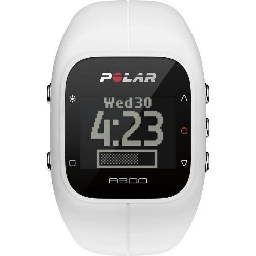 Fnac.com : Montre fitness Polar A300 HR Blanc - Montre multifonctions. Remise permanente de 5% pour les adhérents. Commandez vos produits high-tech au meilleur prix en ligne et retirez-les en magasin.