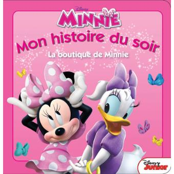 mickey la boutique de minnie collectif broch achat livre achat prix fnac. Black Bedroom Furniture Sets. Home Design Ideas