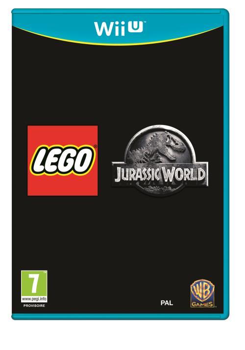 Lego Jurassic World Wii U - Nintendo Wii U